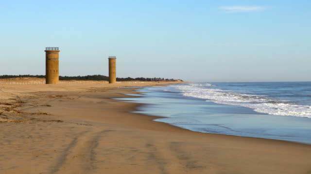 Submarine Towers in Cape Henlopen