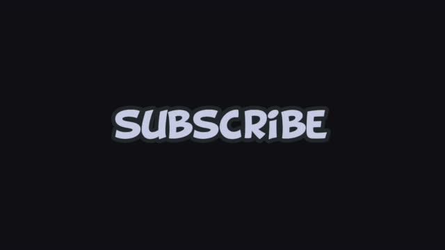 subscribe to channel, blog. social media background. marketing. promo banner, badge, stickera - newsletter video stock e b–roll
