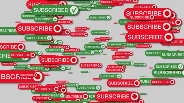 subscribe to online services - newsletter video stock e b–roll
