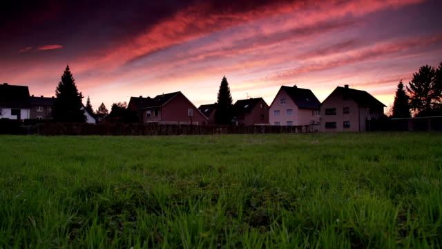 CRANE UP: Suburban Houses video