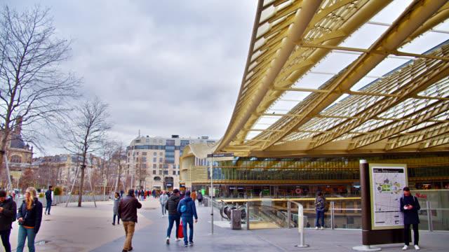 U-Bahn-Station Museum Transportation Hub – Video