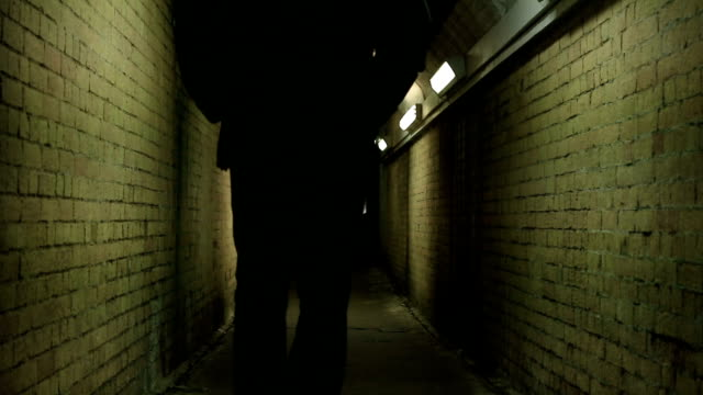 Subway stranger. Back view. 11 seconds.