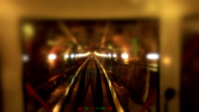 Subway Tunnel video