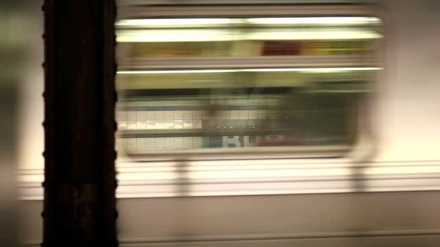 NYC Subway video