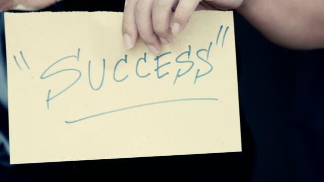success concept video