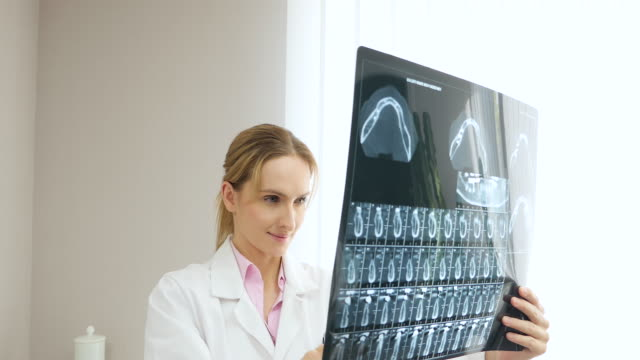 Successful dental x-ray exam video