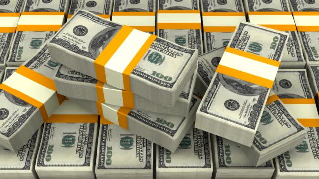 suitcase full of money - bonus video stock e b–roll