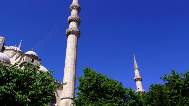 Suleymaniye Mosque in Istanbul, Turkey video