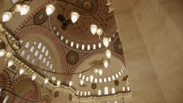 suleymaniye mosque in istanbul, turkey - ramadan stock videos and b-roll footage