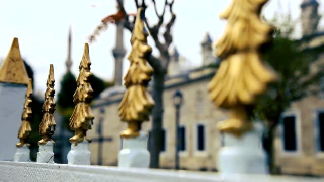 Sultan Ahmet Camii - Blue Mosque in Istanbul video