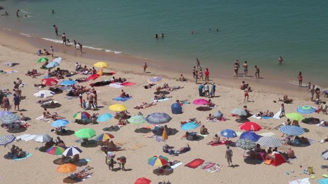 Summer beach video