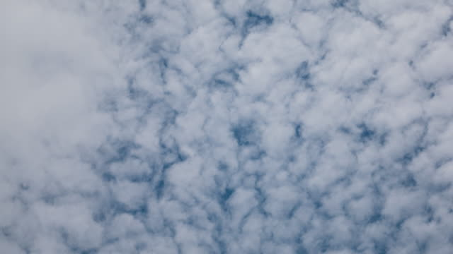 Summer clouds time lapse video