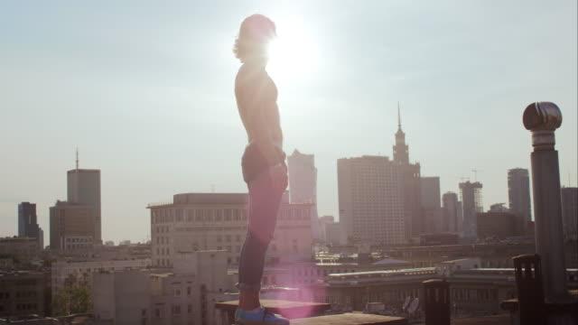 Summer in big city video