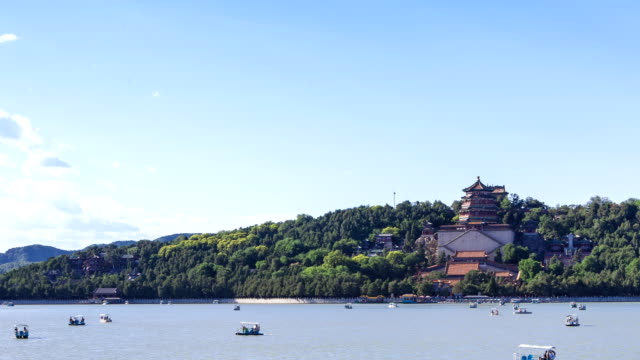 Summer Palace of beijing video
