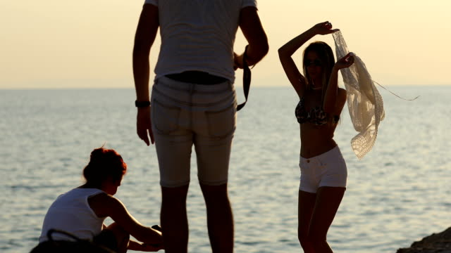Summer photo shooting - video