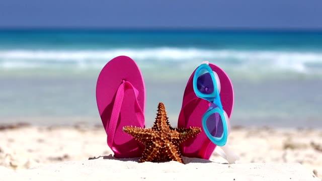 concetto di vacanze estive - immerse in the stars video stock e b–roll