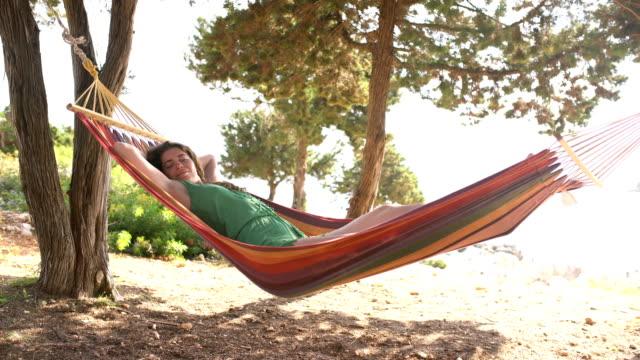 summertime enjoyment - penombra video stock e b–roll