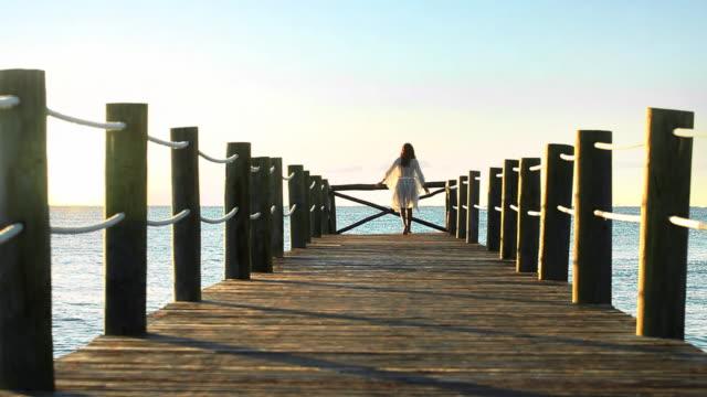 Sun Woman Pier video