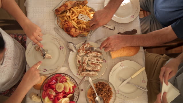 Sunday family lunch