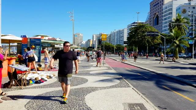 Sunday in Copacabana Beach video