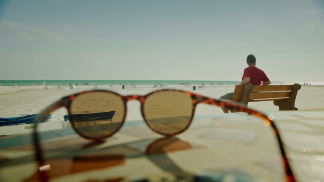 bffea21b2c78 Top 80 Sunglasses Stock Videos and Royalty-Free Footage - iStock