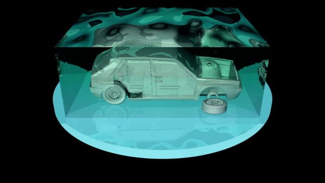 Sunk car video