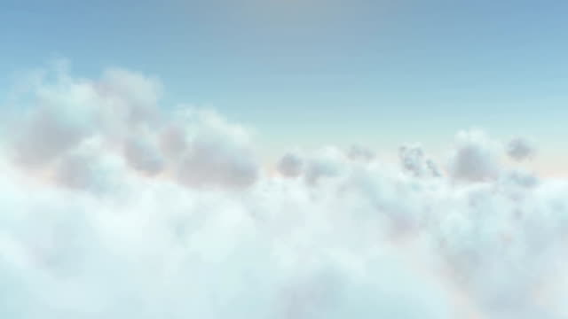 sunny above the clouds