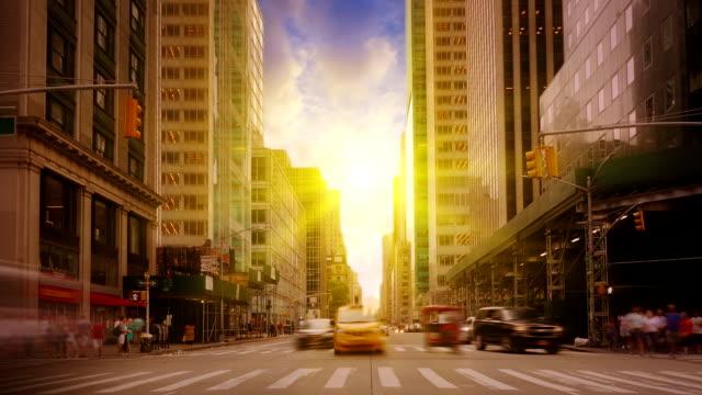 Sunny avenue New York video