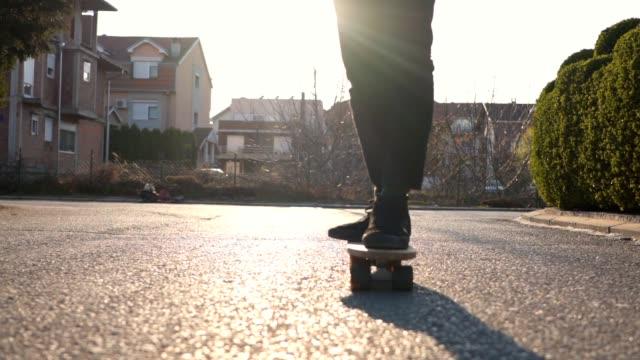 Sunny day skating