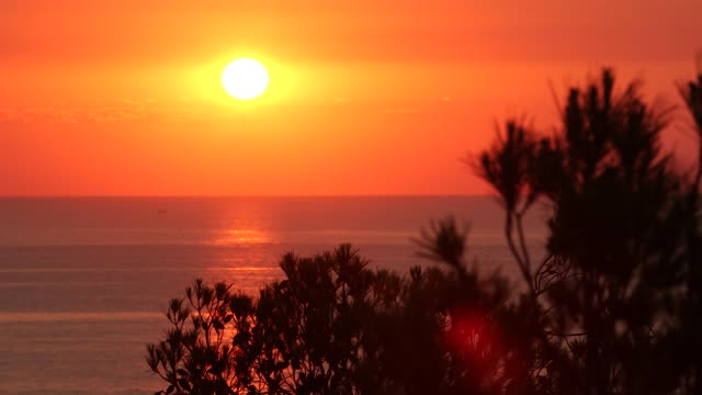 vídeos de stock e filmes b-roll de sunrise ibiza - ibiza