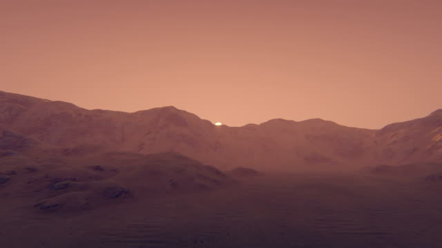 soluppgång i mars - mars bildbanksvideor och videomaterial från bakom kulisserna