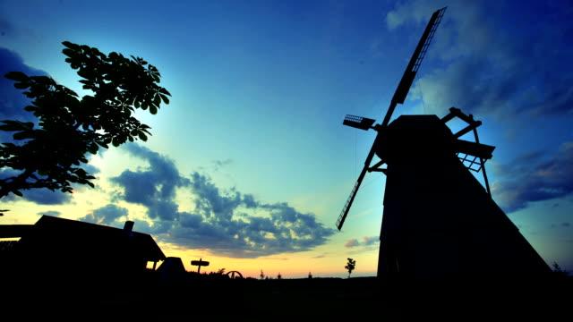Sunrise in the Village video
