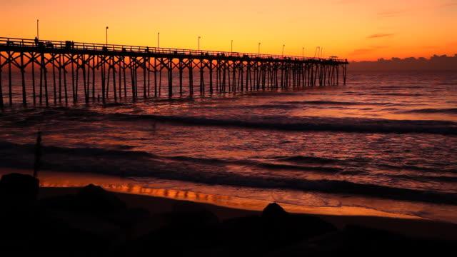 Sunrise Pier video