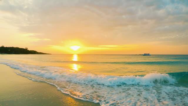 Sunrise Sea video