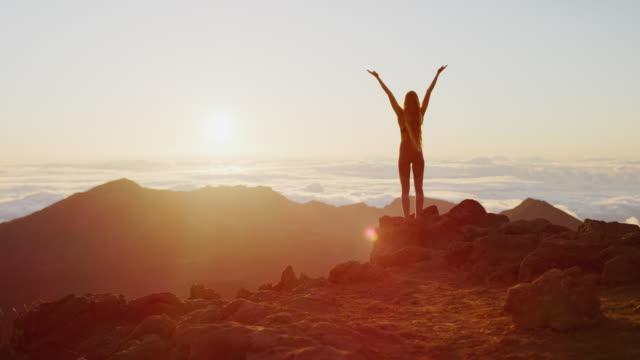 Sunrise spirituality video