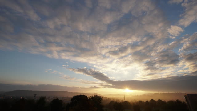 sunrise time lapse - frohe ostern stock-videos und b-roll-filmmaterial