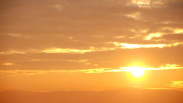 HD 1080 Sunrise Timelapse video
