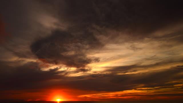Sunrise (Time lapse) video