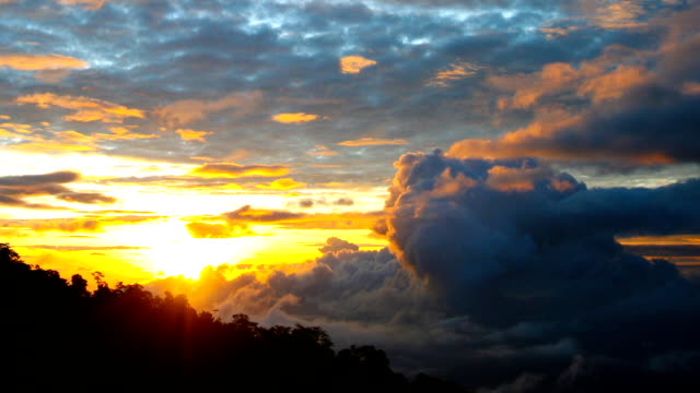 Sunrise - (Time-lapse) video