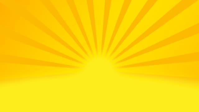 vidéos et rushes de lever du soleil - canicule