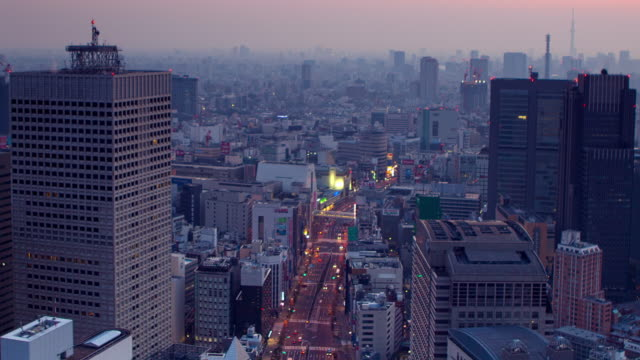 Sunrise View Over Tokyo Japan 4k Stock Video & More Clips of Aerial