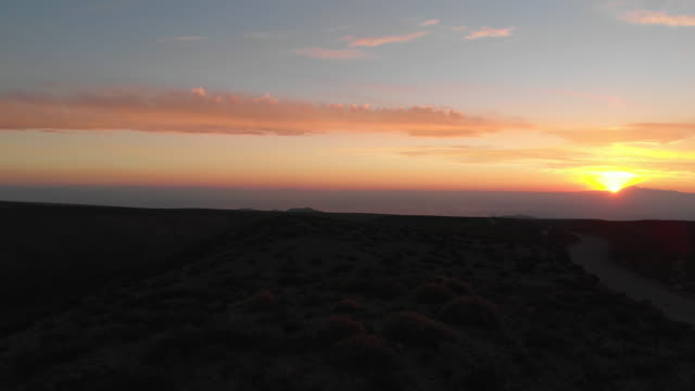 Sunset at Atacama Desert