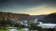 istock Sunset at Rievaulx Abbey 1251383118