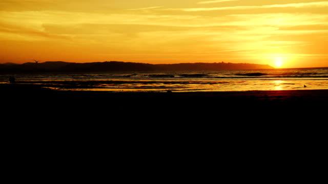 日落海灘序列 - {{asset.href}} 個影片檔及 b 捲影像