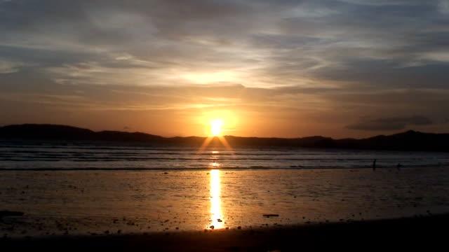 Sunset Beach video