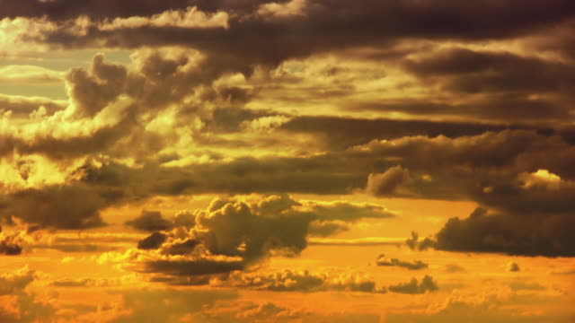Sunset Clouds video