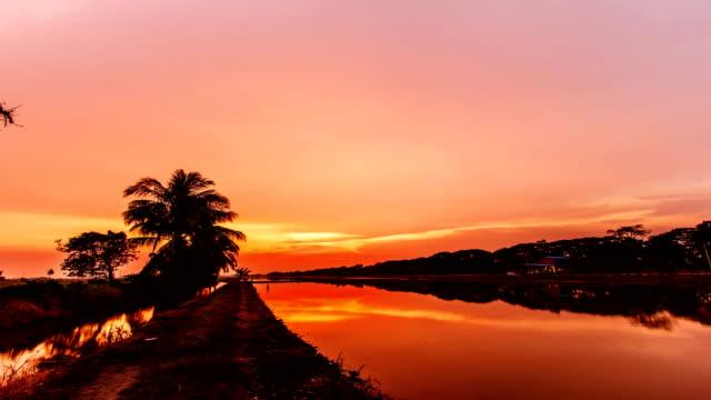 Sunset or Sunrise video