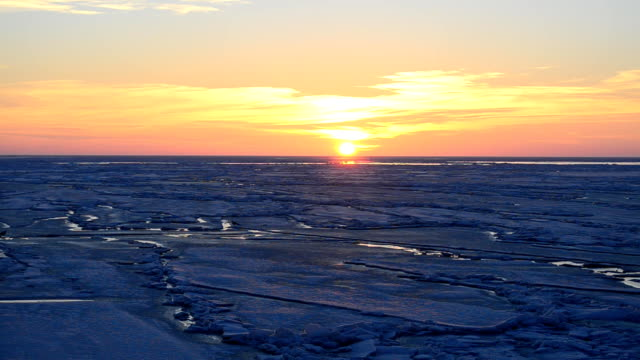 solnedgång över havet - designelement bildbanksvideor och videomaterial från bakom kulisserna