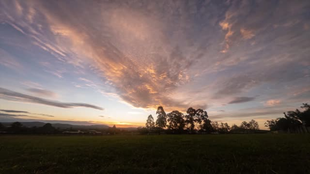 sunset time lapse - brent video stock e b–roll