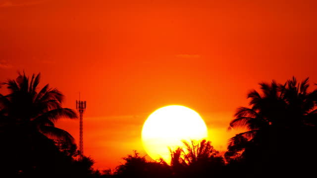 Sunset Sunset oahu stock videos & royalty-free footage